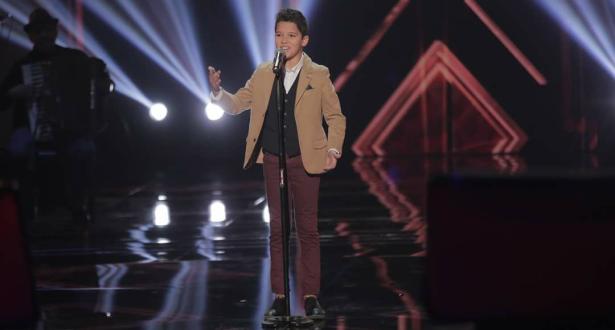 """Le jeune marocain Hamza Labyad vainqueur de """"The Voice Kids"""""""