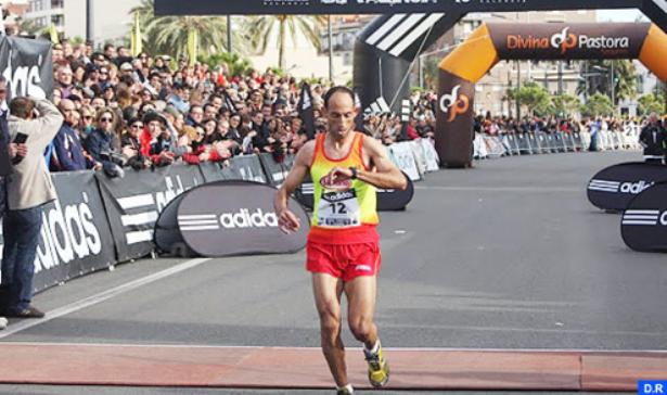 العداء المغربي حسن أحوشار يفوز بماراطون كوبنهاغن