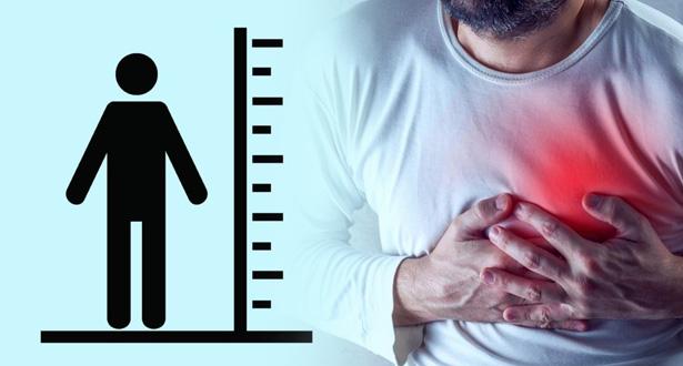 دراسة علمية حديثة حول العلاقة بين قصر القامة في الصغر والإصابة بالسكتة الدماغية