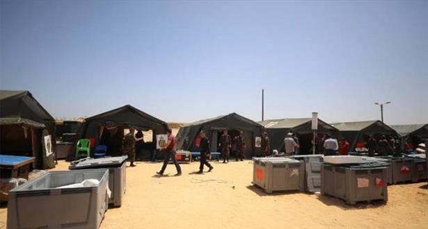 المستشفى الميداني المغربي بقطاع غزة يشرع في تقديم خدماته للفلسطينيين