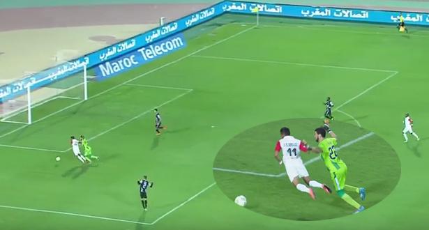 حسنية أكادير يعزز موقعه في صدارة البطولة الاحترافية
