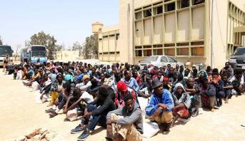 منظمات غير حكومية تندد بطرد أزيد من 1500 مهاجرا إفريقيا من الجزائر