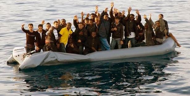 Interception de 32 immigrants subsahariens au large des Canaries