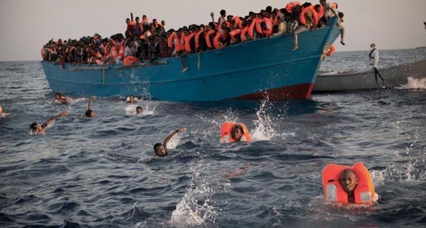 الأمم المتحدة : غرق أزيد من ألف مهاجر في البحر المتوسط منذ بداية 2018