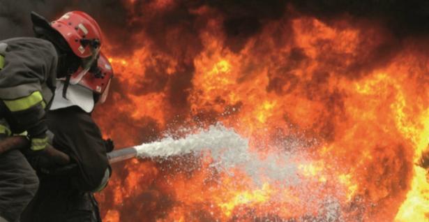 Salé: incendie dans une exploitation agricole