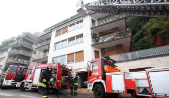 مصرع ثلاثة مغاربة من أسرة واحدة جراء حريق بمدينة كومو شمال إيطاليا