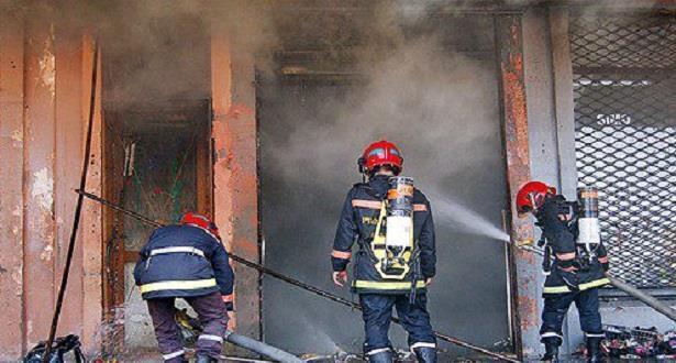 Fès: incendie lors de l'évacuation de migrants qui squattent un local de l'ONCF