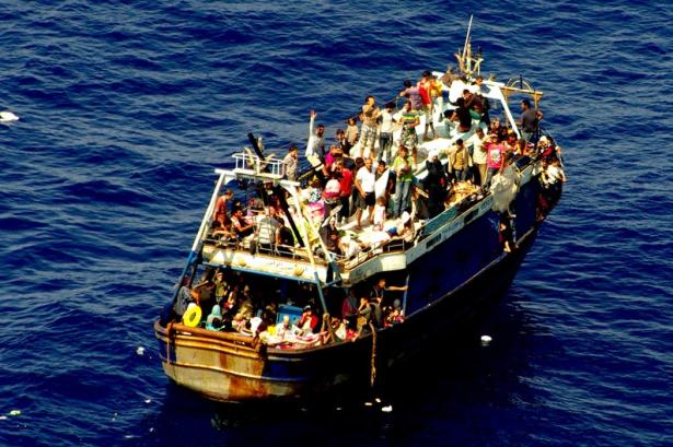 Migration: 710.000 migrants ont rallié l'Europe depuis janvier 2015