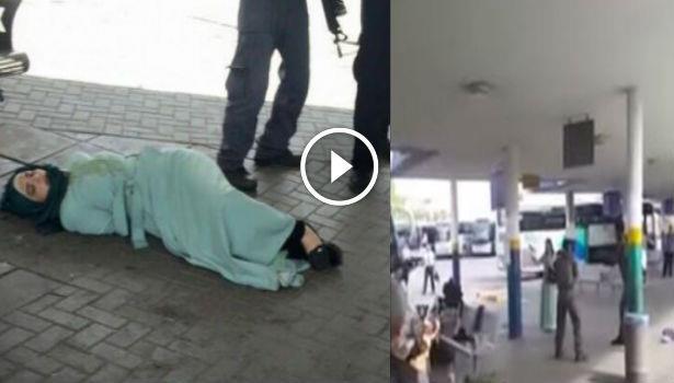 Vidéo choc: des soldats de l'occupation israélienne exécutent une femme palestinienne