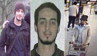 Arrestation ce matin de Najim Laachraoui, l'un des suspects dans les attentats de Bruxelles