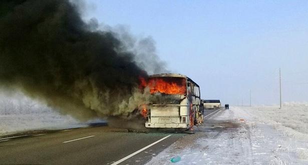 Un accident d'autocar au Kazakhstan fait 52 morts