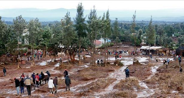 كارثة انهيار سد في كينيا .. المدعي العام يأمر بالتحقيق
