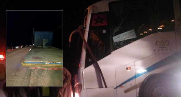 3 قتلى وعدد من الجرحى في حادثة سير ضواحي خنيفرة