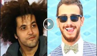 """فيديو .. الفنان الجريني يتبرأ من """"الشماتة"""" بابن بلده سعد لمجرد"""