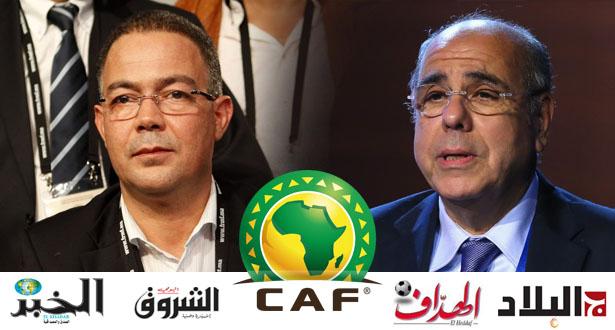 """كيف علقت صحف جزائرية على هزيمة روراوة أمام لقجع في """"الكاف""""؟"""