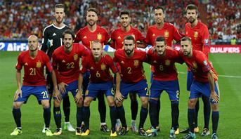 Mondial-2018/Russie : Lopetegui dévoile la liste des 23 joueurs de la sélection espagnole