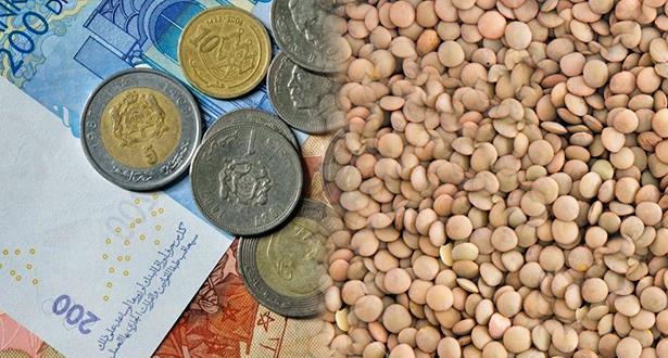 قرار مجلس الحكومة للحد من ارتفاع أسعار العدس
