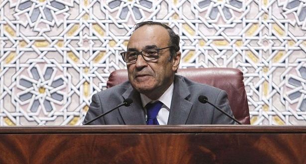 الحبيب المالكي يدعو إلى بناء علاقات استراتيجية بين البلدان العربية والإفريقية