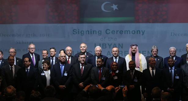 الإعلان رسميا عن تشكيلة الحكومة الليبية الجديدة