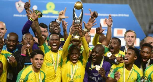 Ligue des champions de la CAF: Mamelodi Sundowns champion