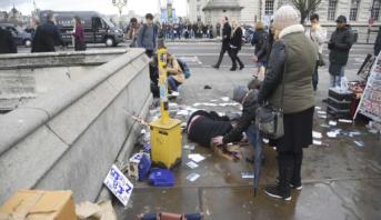 لندن : انتشال امرأة على قيد الحياة من نهر التيمز بعد هجوم وستمنستر
