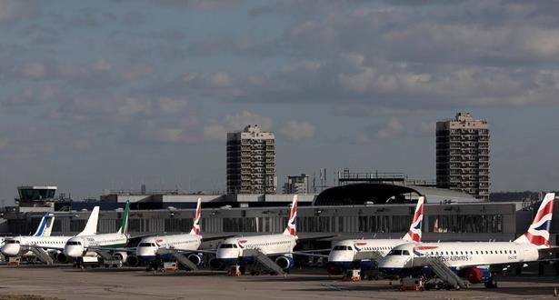 إعادة فتح مطار لندن سيتي بعد إزالة قنبلة تعود للحرب العالمية الثانية