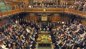 نواب بريطانيا يصوتون لصالح مشروع قانون الانسحاب من الاتحاد الأوروبي