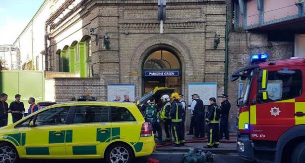 الشرطة البريطانية تعتقل مشتبها به ثالثا في هجوم مترو لندن