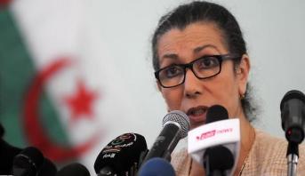 """لويزة حنون: النظام الجزائري """"خطر"""" حقيقي على التماسك والسيادة الوطنيين"""