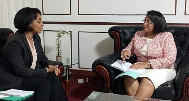 وفد مغربي يطلع بمدغشقر على مستوى تقدم تنفيذ الاتفاقات المبرمة خلال الزيارة الملكية لهذا البلد
