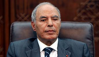عبد الكبير العلوي المدغري وزير الأوقاف والشؤون الإسلامية السابق في ذمة الله