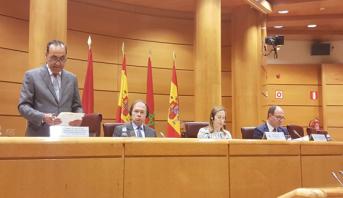انعقاد الدورة الرابعة للمنتدى البرلماني المغربي – الإسباني بمدريد