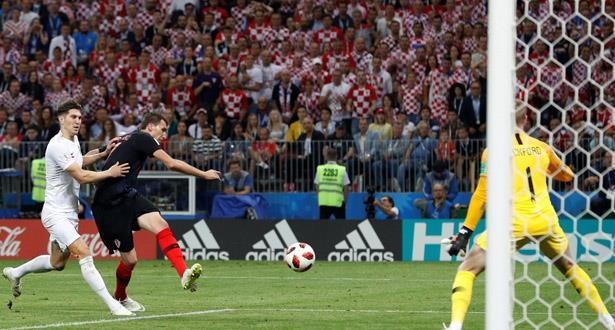 Mondial-2018.. La Croatie rejoint la France en finale
