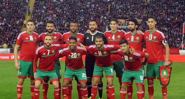 """ترتيب مجموعة المغرب في حال معاقبة """"الكاف"""" لمنتخب السودان في """"الشان 2018"""""""