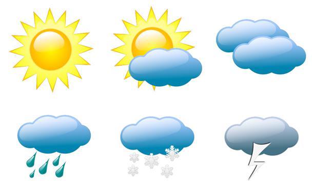Météo: prévisions pour la journée du dimanche 24 mai 2015