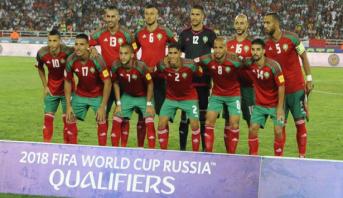 FIFA: le Maroc grimpe au classement mondial