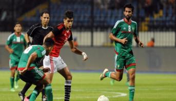 """موعد انطلاق المباراة الحاسمة لـ""""أسود الأطلس"""" أمام مصر"""