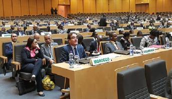 المغرب يشارك في الدورة الاستثنائية الـ 17 للمجلس التنفيذي للاتحاد الإفريقي في أديس أبابا