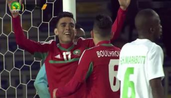 CHAN Maroc-2018 : Victoire du Maroc face à la Mauritanie (4-0)