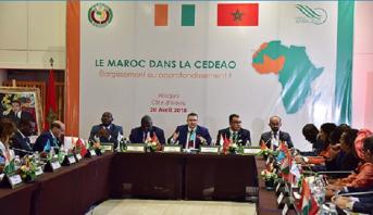 إحداث تحالف إقليمي في أبيدجان لمتابعة انضمام المغرب إلى المجموعة الاقتصادية لدول غرب إفريقيا
