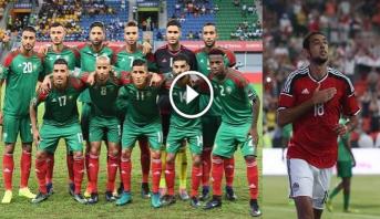 فيديو .. لاعب منتخب مصر: مباراة المغرب أصعب من النهائي