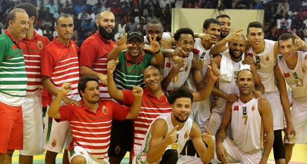 Afro-basket 2017 (messieurs): Le Maroc qualifié aux demi-finales au détriment de l'Egypte (66-62)
