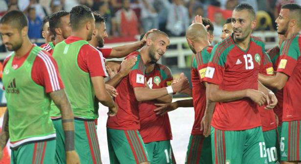 """المنتخب المغربي يرتقي في التصنيف الجديد لـ """"الفيفا"""" وألمانيا تزيح البرازيل من الصدارة"""
