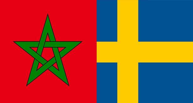 La délégation de partis marocains de gauche tient une série de rencontres au parlement suédois