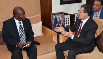 المغرب وتنزانيا يؤكدان عزمهما على العمل سويا من أجل تكريس مضامين الاتفاقيات الهامة الموقعة خلال زيارة الملك محمد السادس لدار السلام