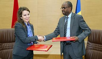 Le Maroc et le Tchad engagés à renforcer leur coopération en matière de gestion intégrée des ressources hydriques