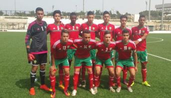 المنتخب الوطني لأقل من 18 سنة يفوز على الجزائر