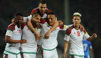 Préparatifs pour la Coupe du Monde 2018 : résultats des matchs amicaux du mardi