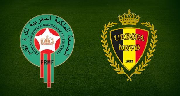 الاتحاد البلجيكي يدرس طلب الجامعة لإجراء مقابلة ودية أمام المنتخب المغربي