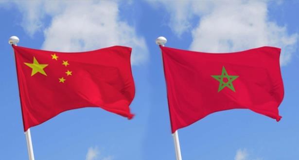 """Signature d'un mémorandum d'entente entre le Maroc et la Chine sur l'initiative """"la Ceinture et la Route"""""""